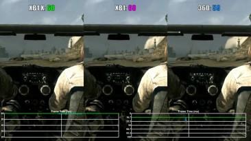 Тест производительности Call of Duty: Modern Warfare 3 на Xbox One X vs Xbox One vs Xbox 360.