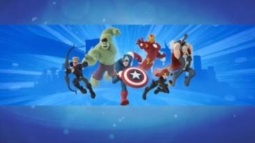 Новогодний трейлер Disney infinity 2.0