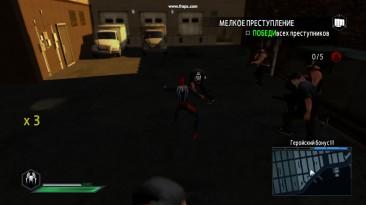 "The Amazing Spider-Man 2 ""Эпичный бой"""