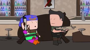 Уэс и Флинн Играют в XCOM 2