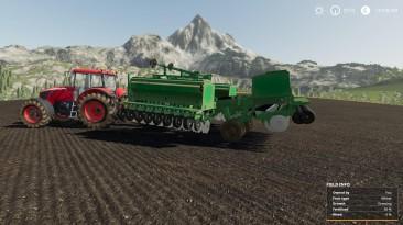 "Farming Simulator 19 ""moд great plaains 3s-3000 hd v1.0 """
