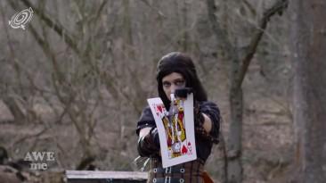 Оружейный Мастер: Перековка - Вострый меч из Alice: Madness Returns - Man At Arms на русском!