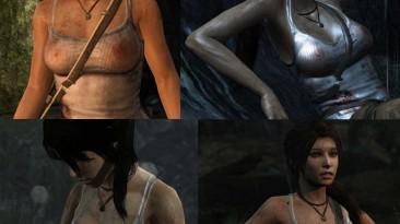 "Tomb Raider (2013) ""Прозрачная майка"""