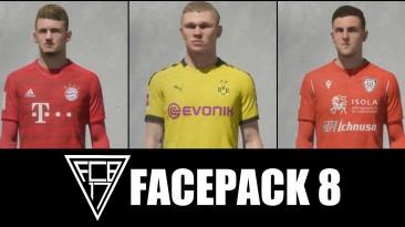 """FIFA 20 """"FCB17 Facepack #8"""""""