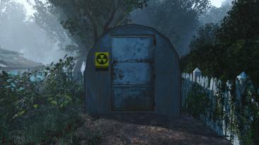 """Fallout 4 """"111 Cloverfield Lane Bunker v1.2"""""""
