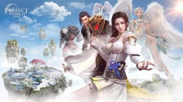 Оружие Вечной Ночи и обновленное меню создания персонажей скоро в Perfect World