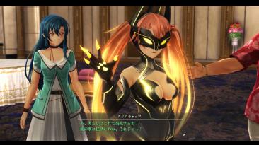 Скриншоты новых и старых персонажей The Legend of Heroes: Kuro no Kiseki