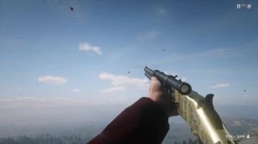 Red Dead Redemption 2 - Все оружие от первого лица