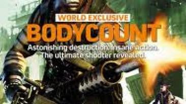 Bodycount демо для Xbox 360 и PS3 подтверждено