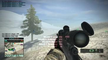 Battlefield 2 - Bad Company 2 [MOD] Gameplay