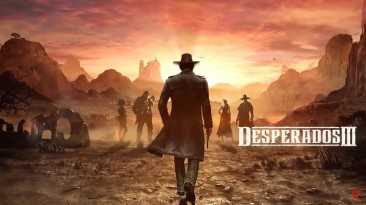 Дикий, дикий Запад: Desperados III