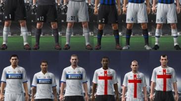 "PES 2009 ""Inter 09/10 Kit Set by Francole"""