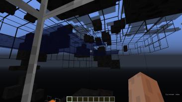 """Minecraft: Чит-Мод/Cheat-Mode (Экс-рей текстуры """"Хрюндель"""") [1.8+]"""
