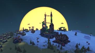 Planetary Annihilation вышла в Steam!