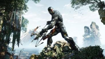 Crytek о серии Crysis не забыла