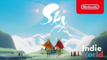 Анонсирован выход игры Sky: Children of the Light на Switch весной 2021 года