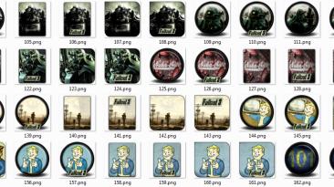 """Fallout 3 """"Иконки"""""""