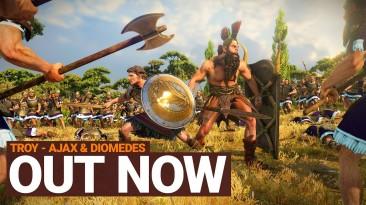 """Вышло дополнение """"Ajax & Diomedes"""" для Total War Saga: Troy"""