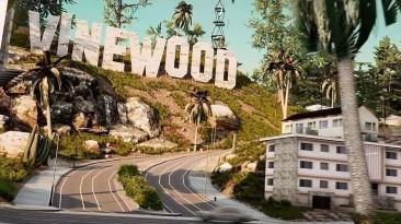 Take-Two заблокировала фанатский трейлер GTA: San Andreas на Unreal Engine 4