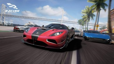 Racing Master - Видео с мероприятия NetEase Games Connect 2021