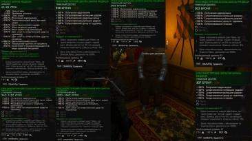 The Witcher 3: Wild Hunt / Ведьмак 3: Дикая Охота: Чит-Мод/Cheat-Mode (Чит-сет грандмастерской брони медведя)