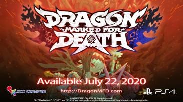 Экшен-RPG Dragon Marked for Death выйдет на PS4