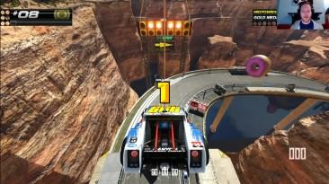 Полтора часа геймплея Trackmania Turbo (Eurogamer)