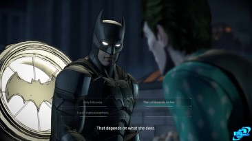 BATMAN - The Telltale Series Episode 3 Последствия всех выборов