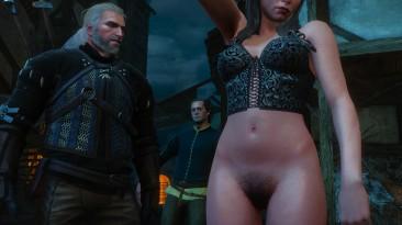 "Witcher 3: Wild Hunt ""Лобковые волосы 2K"""