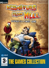 Обложка игры Neighbours from Hell: Revenge Is a Sweet Game