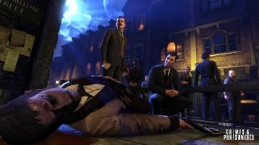 Стала известна дата выхода Sherlock Holmes: Crimes & Punishments
