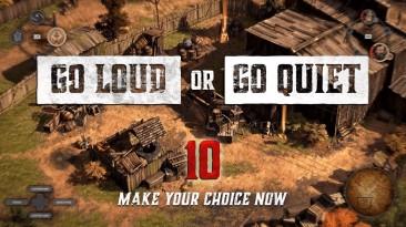 """""""Готов ли ты возглавить банду?"""" - интерактивный трейлер Desperados III"""