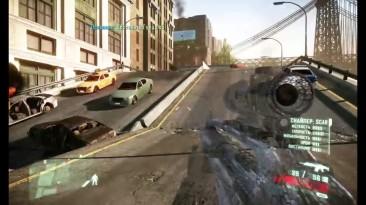 Crysis 2 в первые в игре через 7 лет
