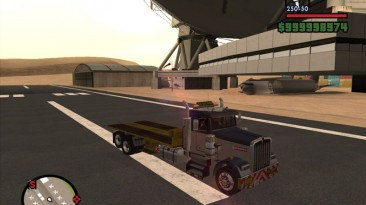 "Grand Theft Auto: San Andreas ""Kenworth W900 Salvage Truck"""