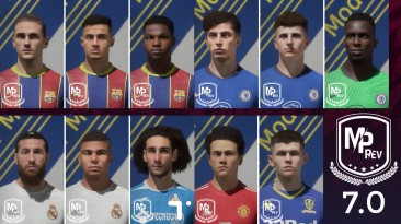 "FIFA 20 ""Master Patch Revolution 7"""
