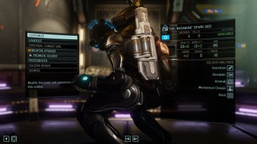 """XCOM 2 """"[WOTC] Пусковая установка Искры Redux"""""""