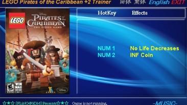 LEGO Pirates of the Carribean: Трейнер/Trainer (+2) [1.0] {FLiNG}