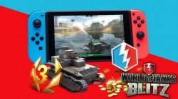 Свежий геймплей World of Tanks Blitz с Nintendo Switch