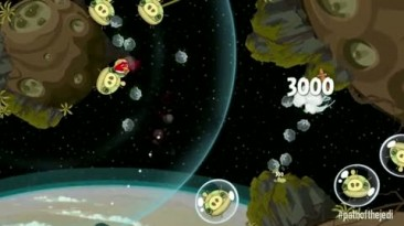 """Angry Birds Star Wars """"path of the jedi episode"""""""
