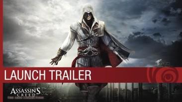 Сегодня выходит сборник Assassin's Creed: Ezio Collection