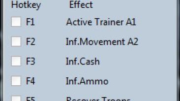 "Total War ~ Shogun 2: Трейнер/Trainer (+8) [1.1.0.0: Alternate ""B"" Version] {MrAntiFun}"