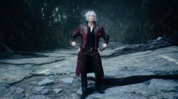 """Devil May Cry 5 """"Legacy Dante"""""""