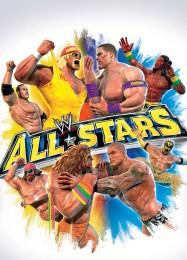 Обложка игры WWE All Stars