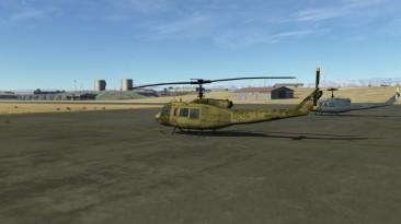"DCS World ""UH-1H/TH-1H Iroquois: ВВС США"""