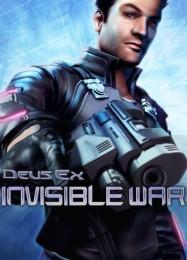 Обложка игры Deus Ex: Invisible War