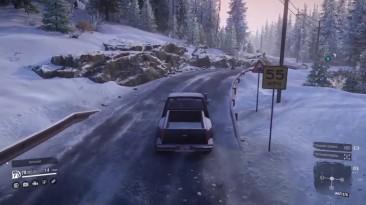 40 минут геймплея SnowRunner и первые оценки игры