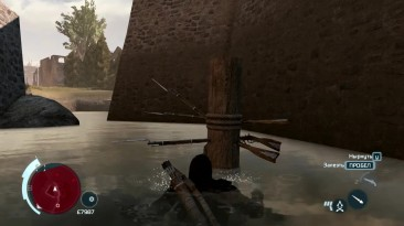 Глюк в игре Assassin's Creed III