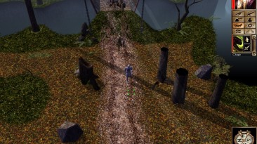 """Neverwinter Nights """"An Errand for the Lady (journal and sounds)"""""""