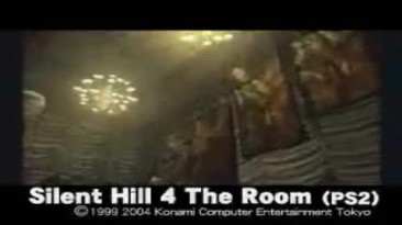 Silent Hill 4 - Трейлер