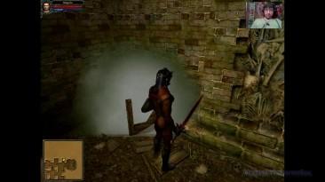 Dungeon Lords - Качаемся до повелителя смерти 5. Рог в катакомбах (прохождение на русском)